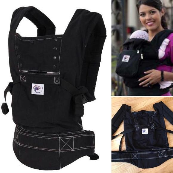 ergo baby carrier sport black